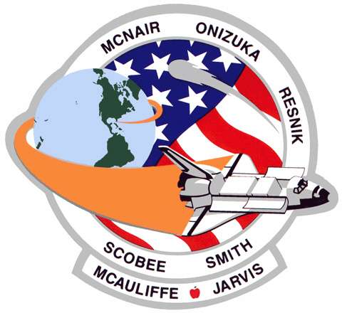 Space Shuttle Challenger Crew